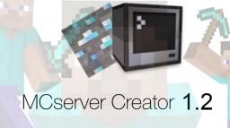 CraftBukkit MCserver Creator 1.2 Minecraft Mod