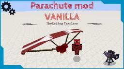 Vanilla mod - Parachute mod Minecraft