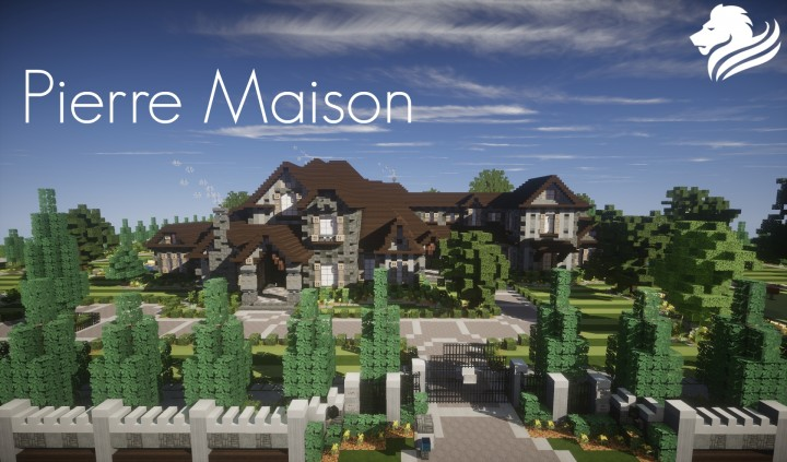 Pierre maison buildfreeks minecraft project for Maison pierre forum