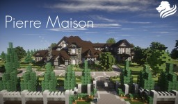 Pierre Maison | BuildFreeks Minecraft Map & Project