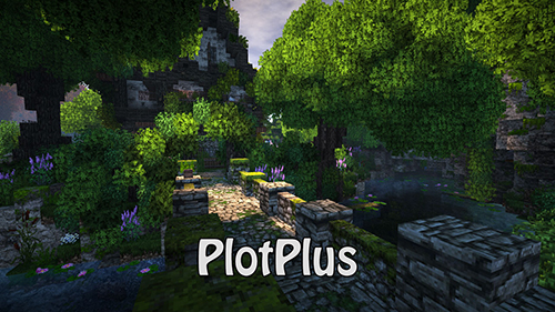 Plugin PlotPlus Set Time And Weather On Your Plot Minecraft Mod - Minecraft namen andern plugin