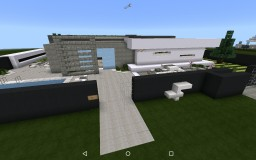 Vicus - Modern house Minecraft Project