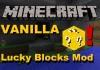 VANILLA Lucky Blocks Mod!