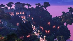 Skyland Archipelago - BeastsMC Survival Spawn Minecraft