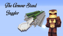 The Armour Stand Juggler Minecraft