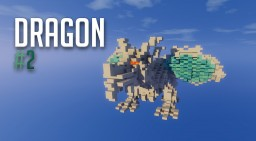 [Free to use] Dragon Statue #2