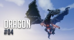 [Free to use] Dragon Statue #4 Minecraft Map & Project