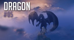 [Free to use] Dragon Statue #5 Minecraft Map & Project