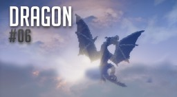 [Free to use] Dragon Statue #6 Minecraft Project