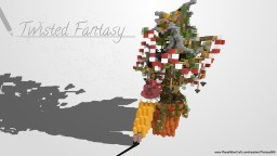 Twisted Fantasy - Tree House Minecraft Map & Project