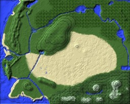 Minecraft map (inspired by Alagaësia) Minecraft Map & Project