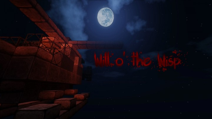 Horror Map Will O The Wisp Players Minecraft Project - Minecraft maps fur 2 spieler