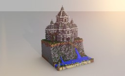 Derelict  | WC Build-Off Plot Minecraft Project