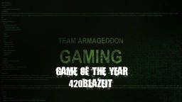 Game of the Year 420BlazeIt Minecraft Blog Post