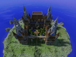 Blackford Gates: Server Spawn Minecraft Map & Project