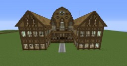 Administration Center Minecraft Map & Project