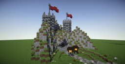 Mountain-Fortress | made by Ygel | Minecraft Map & Project