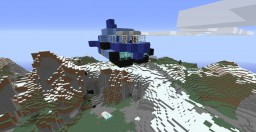 Cerberus fighter for movecraft Minecraft Map & Project