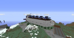 Aircraft carrier for movecraft Minecraft Map & Project