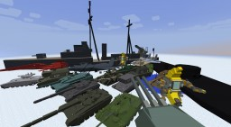 Monolith Pack version 3 Ausf. C for Flans Mod 4.8.0/4.9.0 Minecraft Mod