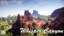 Whisper Canyon - Tree Pack Featurette #8 Minecraft Map & Project