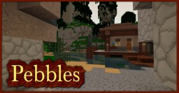 Pebbles [3D] Minecraft Texture Pack