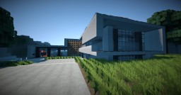Realistic Modern House - Luciano Kruk Inspired Minecraft Map & Project