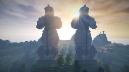 Dwarf Statues (Tutorial) Minecraft Map & Project