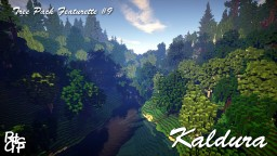Kaldura - Tree Pack Featurette #9 Minecraft Map & Project