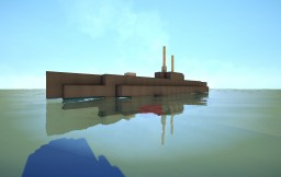 Seehund Midget Submarine Minecraft Map & Project