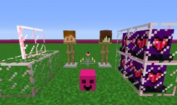 Valenmine's Day - Spend Valentine's Day with your sweetheart in Minecraft