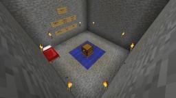 sous la surface de la terre Minecraft Map & Project