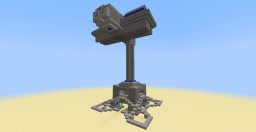 Universal Mob Grinder Minecraft Map & Project