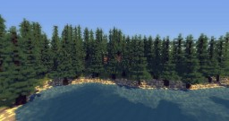 Stained Hills Minecraft Project