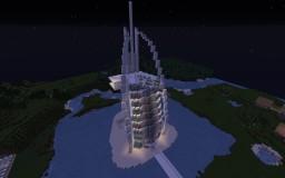 Burj Al Arab Minecraft Map & Project
