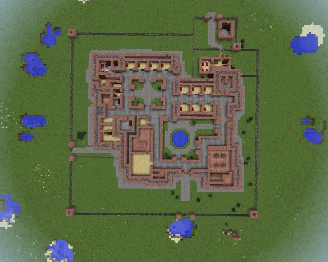 The escapists скачать карту для майнкрафт | minecraft-mini.