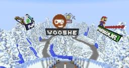 [Vooshe] KitPvP, Creative, Parkour, 24/7 Minecraft Server