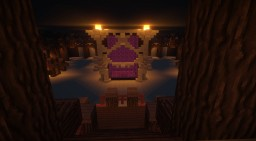 MyneCraft SMP Nether Hub Minecraft Map & Project