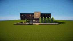 Contemporary House 2 | FLAC Minecraft Map & Project