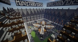 Minetraverse | 1.8.3 | Raiding | Creative | Survival Games | Slots | Beta Testing Minecraft
