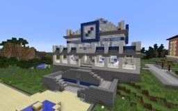 Bank - Deutsche Bank Minecraft Map & Project