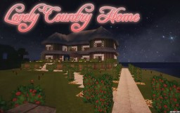 Lovely Country Home Minecraft Map & Project