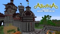 Allootria - Hardcore Survival / Adventure Map 2015  (1.7.10) Minecraft Map & Project
