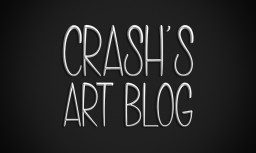 Crash's Art Blog Minecraft Blog Post