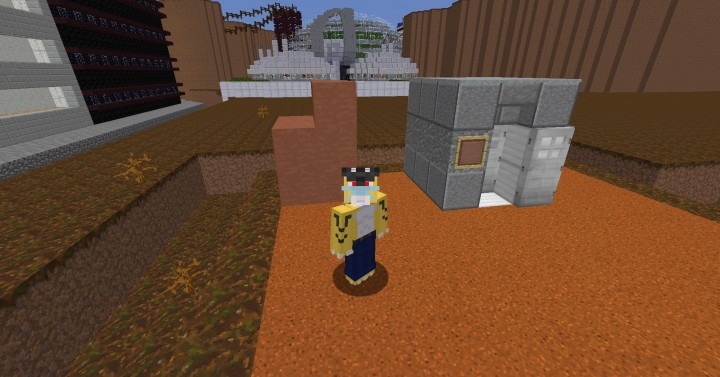 one of the Kalos Power Plants and I have a new Minecraft Skin