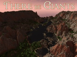 There Be Giants Minecraft Project