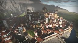 The Hobbit - Esgaroth, Dale, Erebor & Ravenhill Minecraft