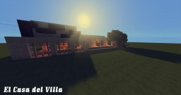 Casa del Valle Minecraft Map & Project