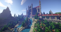 Vyndesburg Palace [Spawn] Minecraft Map & Project