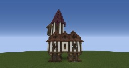 The Tinkers Manor Minecraft Map & Project
